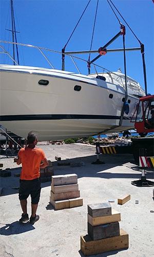 Alaggio Barche
