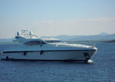 Ormeggi Yacht 20 metri