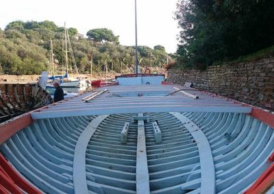 Riparazione Barche in Legno