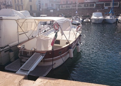 Riparazione Barche in Legno Stintino