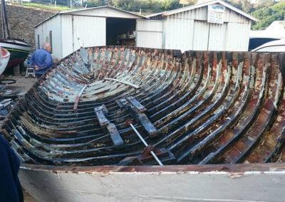 Ripristino Barche in legno