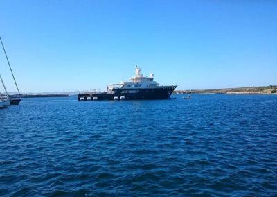 Servizio Taxy per Yacht