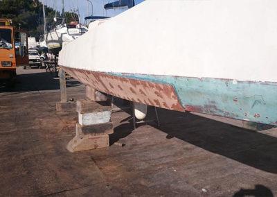 Verifica Scafo Catamarano
